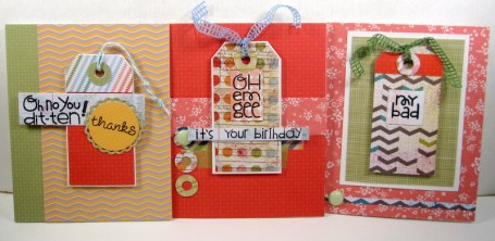 Card Set Challenge at Moxie Fab world