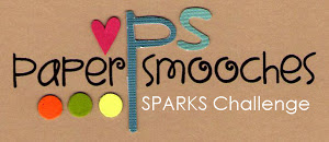 Paper Smooches Sparks Banner