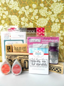 Shelly's Stamping Royalty Bog Hop 2013 Prize package